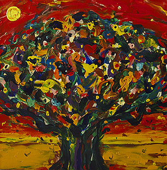 Tree of Life (Autumn)