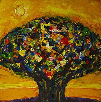 Tree of Wonderland